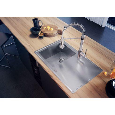 Deante Molla mosogató csaptelep-kihúzható zuhanyfej