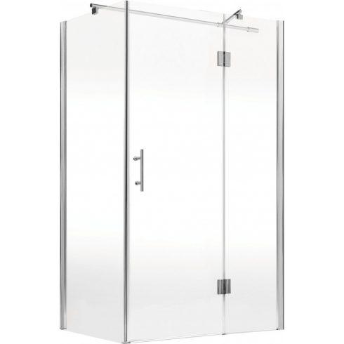 DEANTE ABELIA tégalap alapú zuhanykabin_80x120