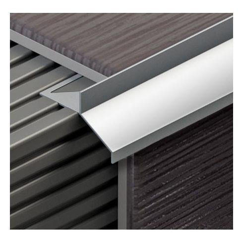 Profilplast Vízvető teraszprofil, alumínium