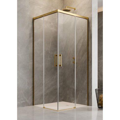 Radaway Idea Gold KDD szögletes zuhanykabin